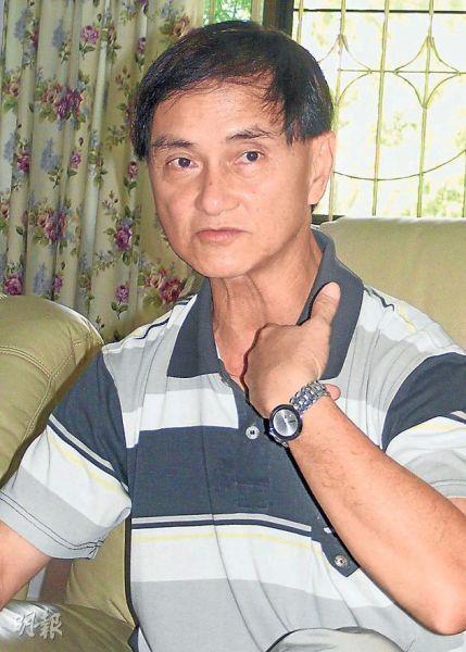 李心洁父亲李绰燊表示会提醒女婿彭顺好自为之。