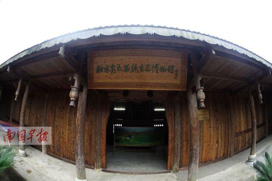 融水安太苗族生态博物馆:苗寨筑巢引凤来(组图)