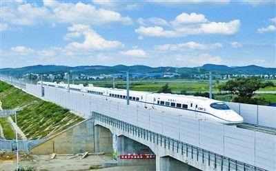 凭高铁票可享受旅游优惠 图:新浪图库