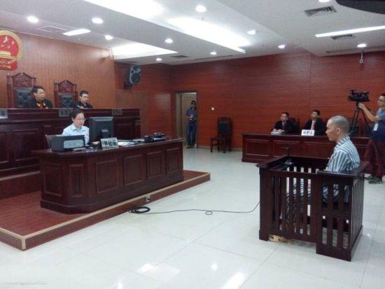 庭审现场。图片来源:南国早报