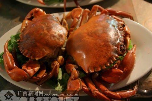 南宁中山路 吃海鲜的好去处