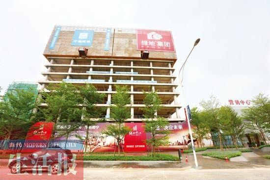 五象新区将成南宁商务制高点。