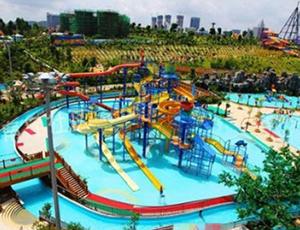 凤岭儿童公园水世界