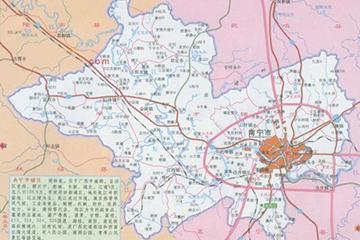 精品旅游路线:南宁和市外的路线