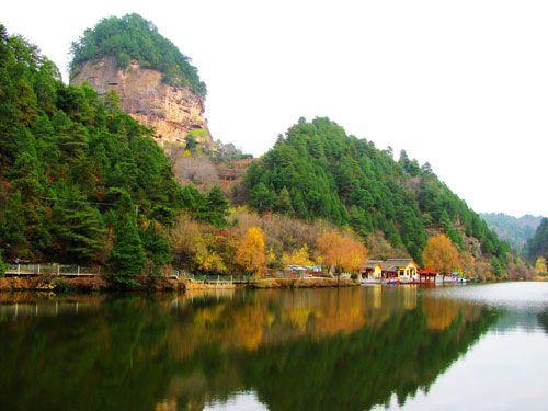 梧州市仙人湖 图片来源:新浪图库