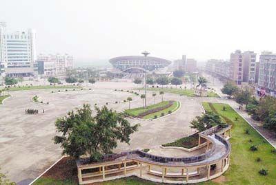 特色工贸城市宾阳县 图片来源:资料库