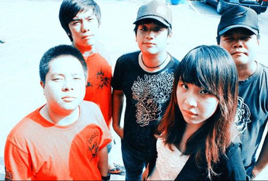 乐途乐队。图片来自微博