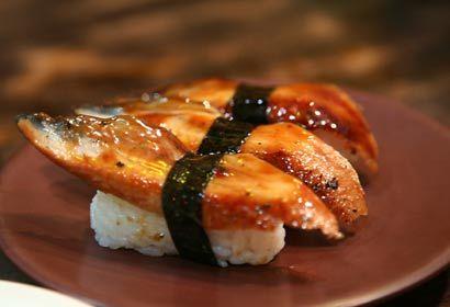 和久:火焰鳗鱼寿司好滋味