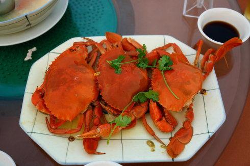 防城港金滩旅行之美食推荐