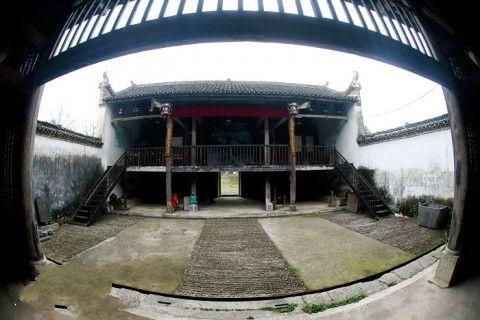 灵川县长岗岭村的古建筑位于该项目功能区内。