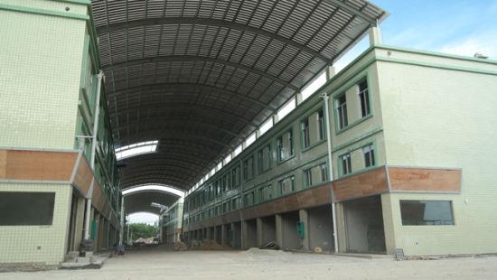 中国-东盟(钦州)农产品大市场