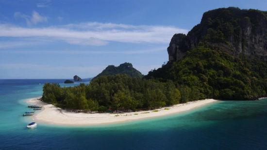 泰国甲米岛 图源:新浪图库