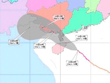广西铁路运输21日将全面恢复 沿海高铁恢复运行