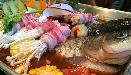法式肥牛大盆鱼