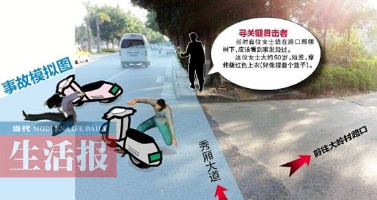 女护士事故模拟。王靖/制图