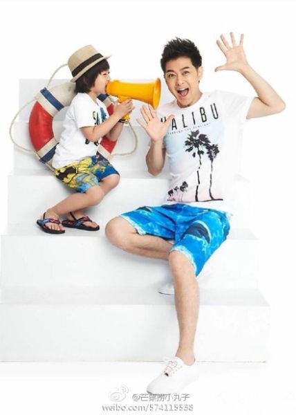 林志颖和Kimi也将参加第二季