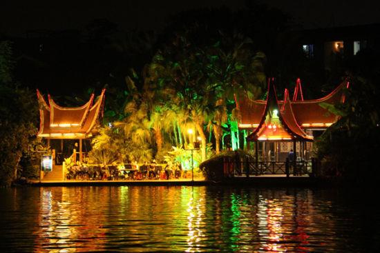 桂林夜景 图源:新浪图库
