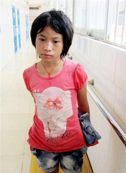 孤儿院最可爱的女孩