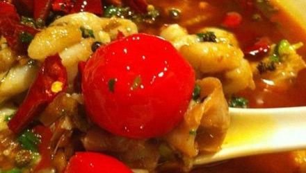 泡椒香水鱼