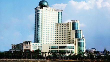 广西南宁市国际大酒店(沃顿)