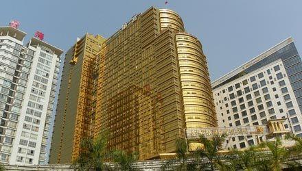 南宁迪拜七星酒店