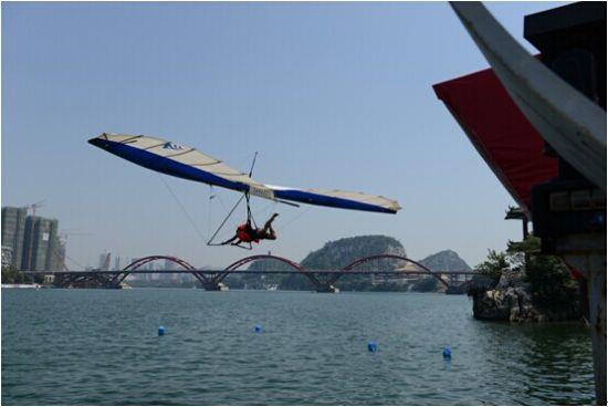 第七届中国鸟飞人大赛