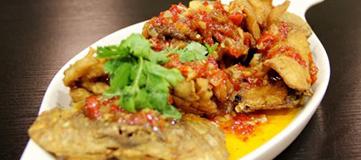 中西结合泰式糖醋鱼