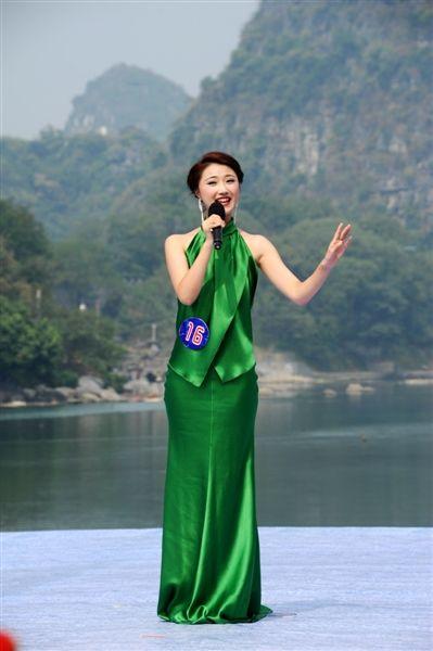《寻找刘三姐》(第二季)广西赛区的冠军生小芊