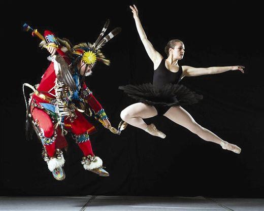 美国西部芭蕾舞到南宁 将献中西交融的芭蕾盛宴