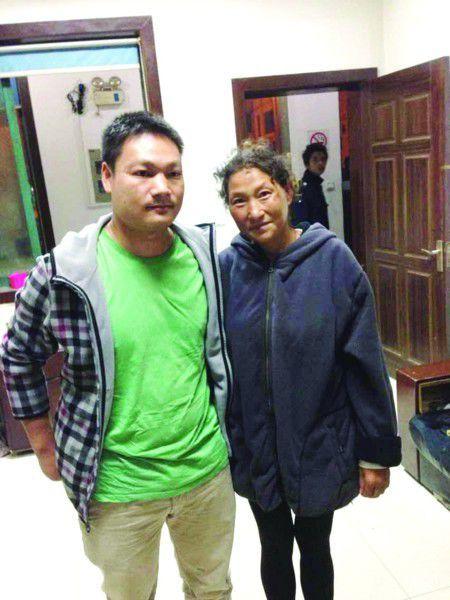 广西一妇女买菜迷路 独行一个月横跨五省抵苏州