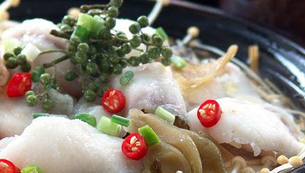 石锅酸菜鱼