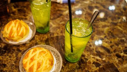 港式菠萝油
