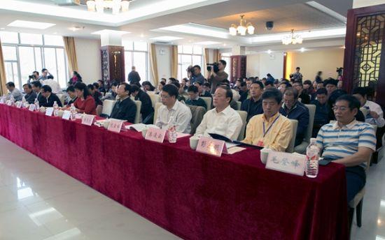 众多领导及相关部门负责人出席推介会 图:易荣延