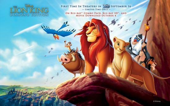 《狮子王》(1994)