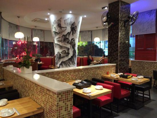柳鼎记餐厅环境