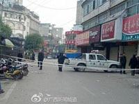 最新进展:核实为18人受伤 爆炸点附近商店已关门停业