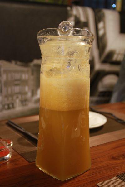 【鲜榨果汁】
