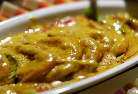 咖喱皇炒虾