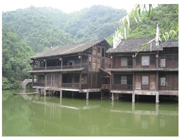益阳古镇-益阳景区有哪些景点_益阳旅游攻略_益阳兰溪