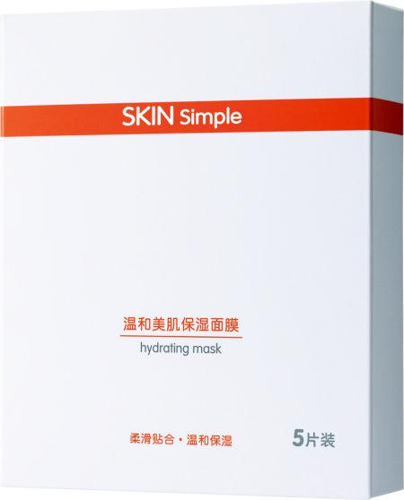 SKIN Simple温和美肌保湿面膜