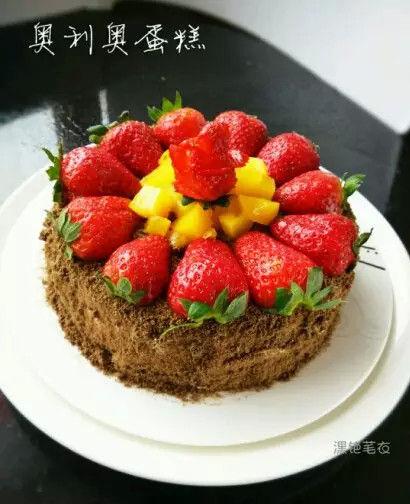 奥利奥蛋糕
