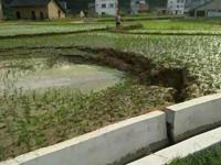 广西发生5.4级地震 为1970年来广西最大陆地地震
