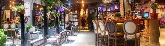 索玛印象店铺环境