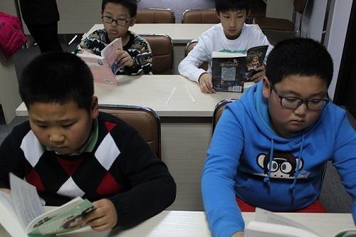 国翰教育波动速读法走进校园 助推全民阅读