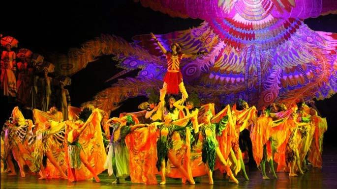 再造壮族歌舞剧经典 《百鸟衣》反响热烈