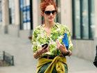 欧美型人街拍示范2013春夏5款最易与高级时装混搭的时尚休闲鞋