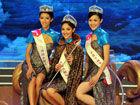 2013年度香港小姐揭晓陈凯琳夺冠