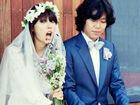 李孝利公开婚礼照片韩国最性感女歌手成人妻