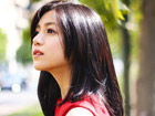新一代龙女陈妍希2014春夏米兰时装周街拍
