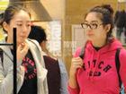 张雨绮与友逛商场精挑细选露主妇范儿
